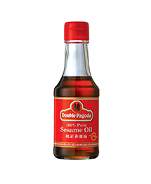 DOUBLE PAGODA PURE SESAME OIL 150ML