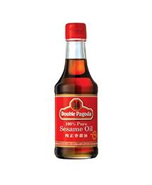DOUBLE PAGODA PURE SESAME OIL 250ML