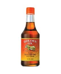 GOLDEN OX BLENDED SESAME OIL 320ML